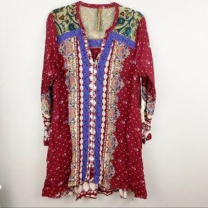 Aratta • Frida Kahlo Tunic Dress